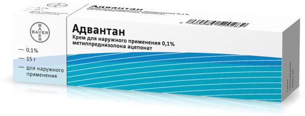 лечение атопического дерматита-адвантан