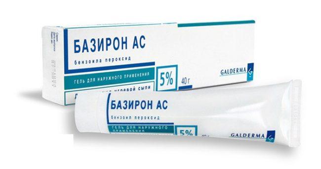 лечение-угревой-болезни-бензоил-пероксид-базерон
