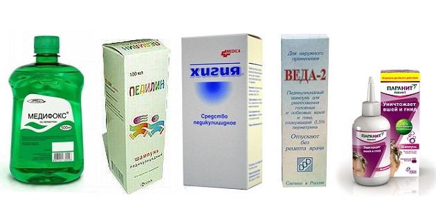 лечение педикулеза перметрин